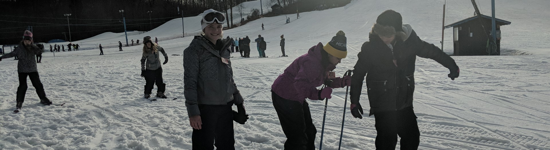 Middle School ski trip to Timber Ridge